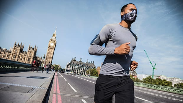 pollution mask for running
